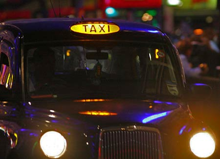 Hackney cabs and private hire